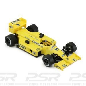 NSR Formula 86/89 Lotus No.12 Camel