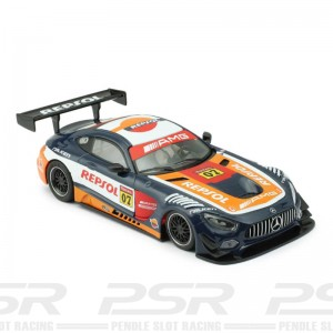 NSR Mercedes-AMG GT3 No.7 Repsol Racing Blue