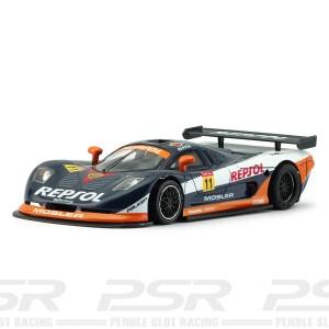 NSR Mosler MT900R No.11 Repsol Racing Blue