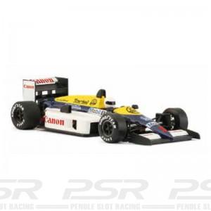NSR Formula 86/89 Williams No.5 Canon