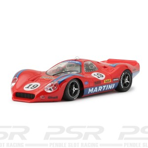 NSR Ford P68 No.19 Martini Racing Red