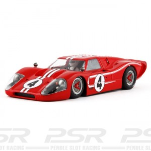 NSR Ford GT MkIV No.4 Red Limited Edition NSR-1163