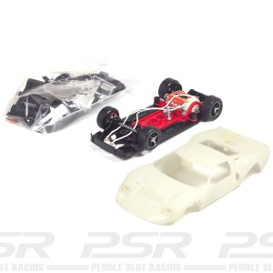 NSR Ford MKI GT40 White Kit Unpainted
