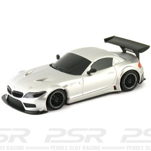 NSR BMW Z4 GT3 Test Car Silver
