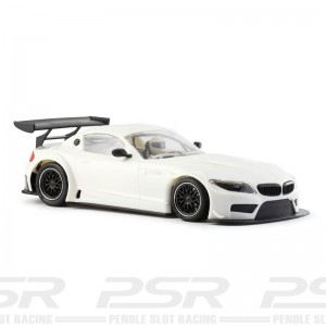 NSR BMW Z4 GT3 White Kit