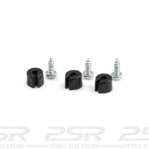 NSR Plastic Cups & Screws for Motor Mounts