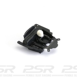 NSR Mosler MT900R Lightweight Interior & driver