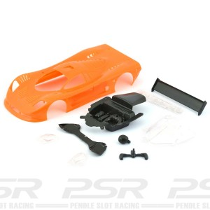 NSR Mosler MT900R Body Kit Orange