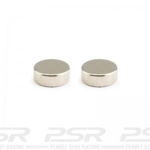 NSR Super Neodinium Magnet Round 8x4mm