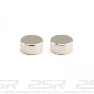 NSR Super Neodinium Magnet Round 8x5mm