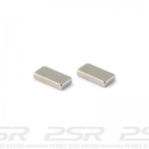 NSR Super Neodinium Magnet 5x10x2mm