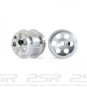 NSR Aluminium Wheels Rear F1 Air System 14.5x12.2mm