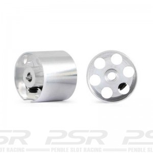 NSR Aluminium Wheels Rear for Sponge 13.3x11mm