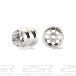 NSR Formula 86/89 Aluminium Wheels Rear 13x13mm Air System