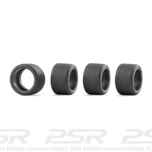 NSR Slick Rear Tyres 17x11 WC