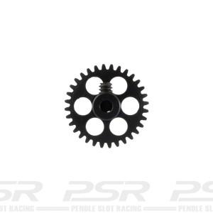 NSR Aluminium Sidewinder Gear 32t 17.5mm