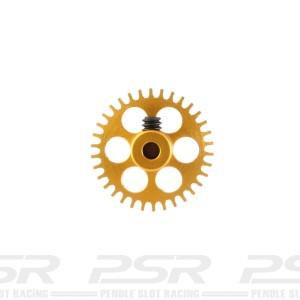 NSR Aluminium Sidewinder Gear 34t 17.5mm