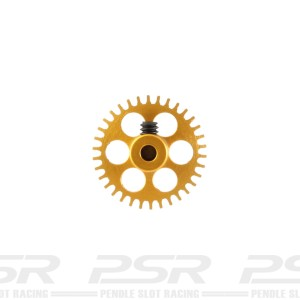 NSR Aluminium Anglewinder Gear 34t 16.8mm