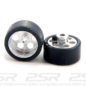 NSR Glued & Trued Front Tyres 17x8mm Standard Wheels NSR-9001