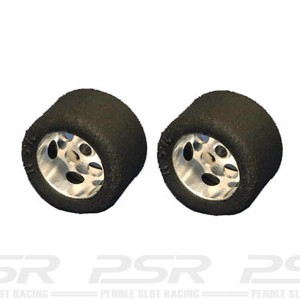 NSR Ultimate Glued & Trued Tyres Extreme Ultralight 19x12mm NSR-9026