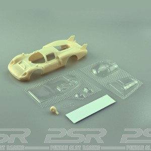 OCAR Ferrari 365 P2 White Elephant Kit