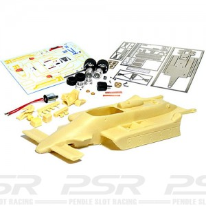 Ostorero Lotus 79 No.31 Hector Rebaque Kit ODG157UPK