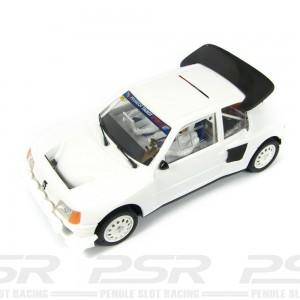 OSC Peugeot 205 T16 EVO 2 Test 1000 Lakes 1986