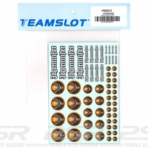 Team Slot Digestif Drink Logo Decals