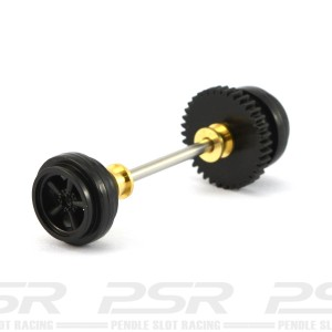 Pioneer Rear Axle Assembly Black