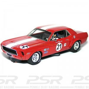 Pioneer 1968 Trans-Am Mustang No.21 Toni Marcotti