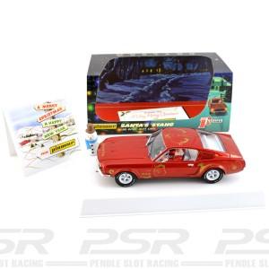 Pioneer Mustang 390 GT Santa's Stang Red