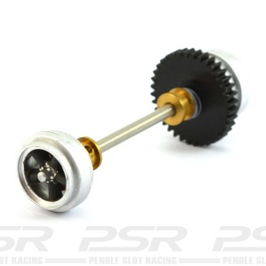 Pioneer Bullitt Mustang Rear Axle Assembly