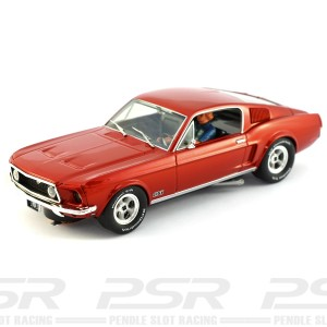 Pioneer Ford Mustang Fastback GT Candy Red - Route 66