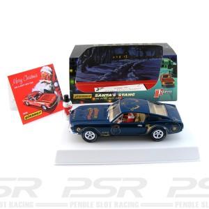 Pioneer Mustang 390 GT Santa's Stang Tinsel Blue