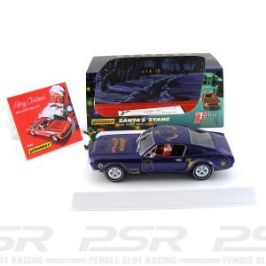 Pioneer Mustang 390 GT Santa's Stang Sugarplum Purple