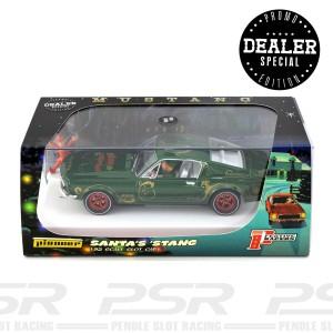 Pioneer Mustang 390 GT Joyriding Elves Green Dealer Special