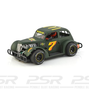 Pioneer Legends Racer '37 Chevy Sedan No.7 Green