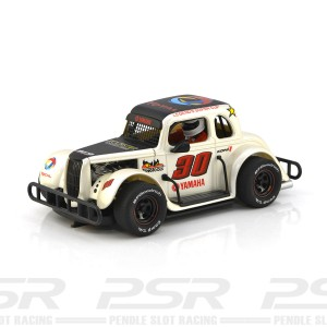 Pioneer Legends Racer '34 Ford Coupe No.30 Pearl White