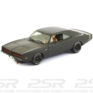 Pioneer 1969 Dodge Charger Black Stealth