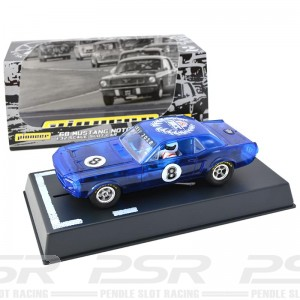 Pioneer Ford Mustang Notchback X-Ray Blue NSCC