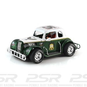 Pioneer Santa Legends Racer '34 Ford Coupe Green