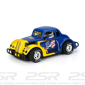 Pioneer Legends Racer '37 Dodge Coupe Sunoco No.14