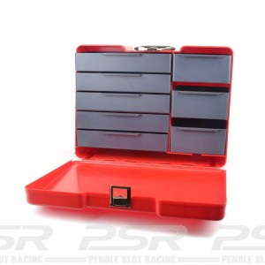 Polybutler Pit Box - Red