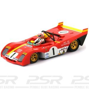 Policar Ferrari 312PB No.1 Monza 1972
