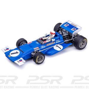 Policar March 701 No.1 Jackie Stewart 1970
