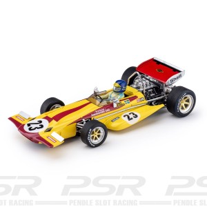 Policar March 701 No.23 Monaco GP 1970