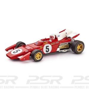 Policar Ferrari 312B2 No.5 Silverstone 1971 Clay Regazzoni