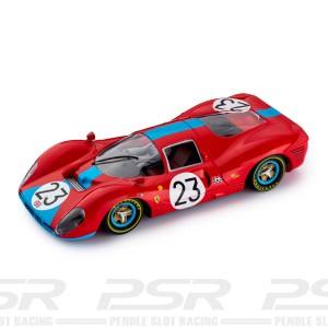 Policar Ferrari 412P No.23 Le Mans 1967