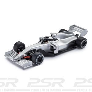 Policar Monoposto Modern F1 Silver