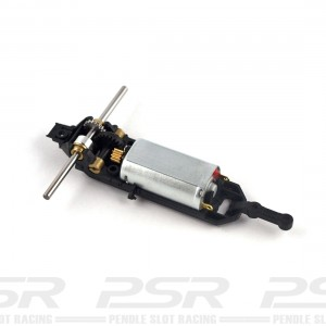 Policar F1 Assembled Narrow Motor Mount, Axle 51mm, z17 Gear